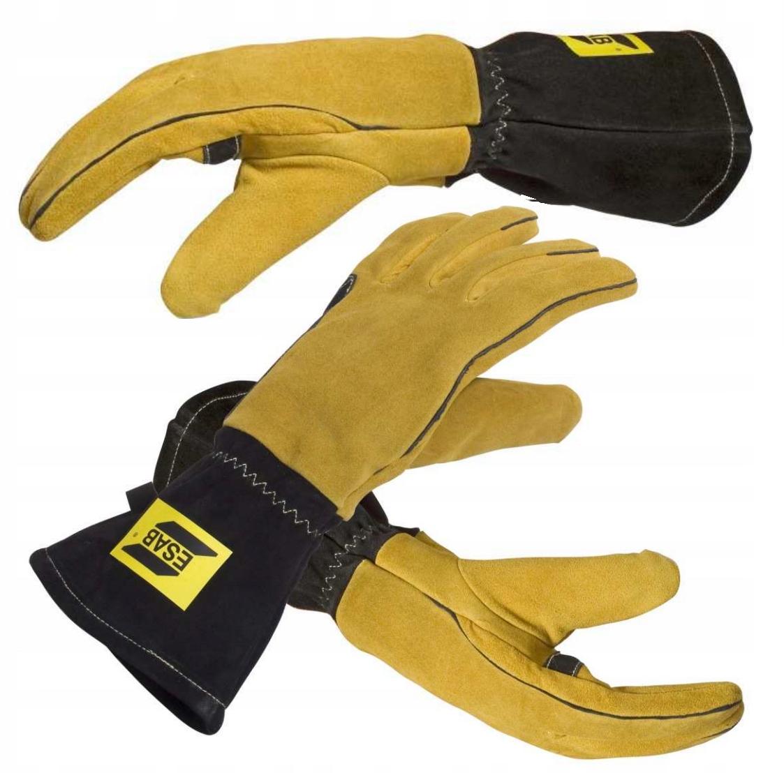 10 Size ESAB Soft TIG Welding Gloves